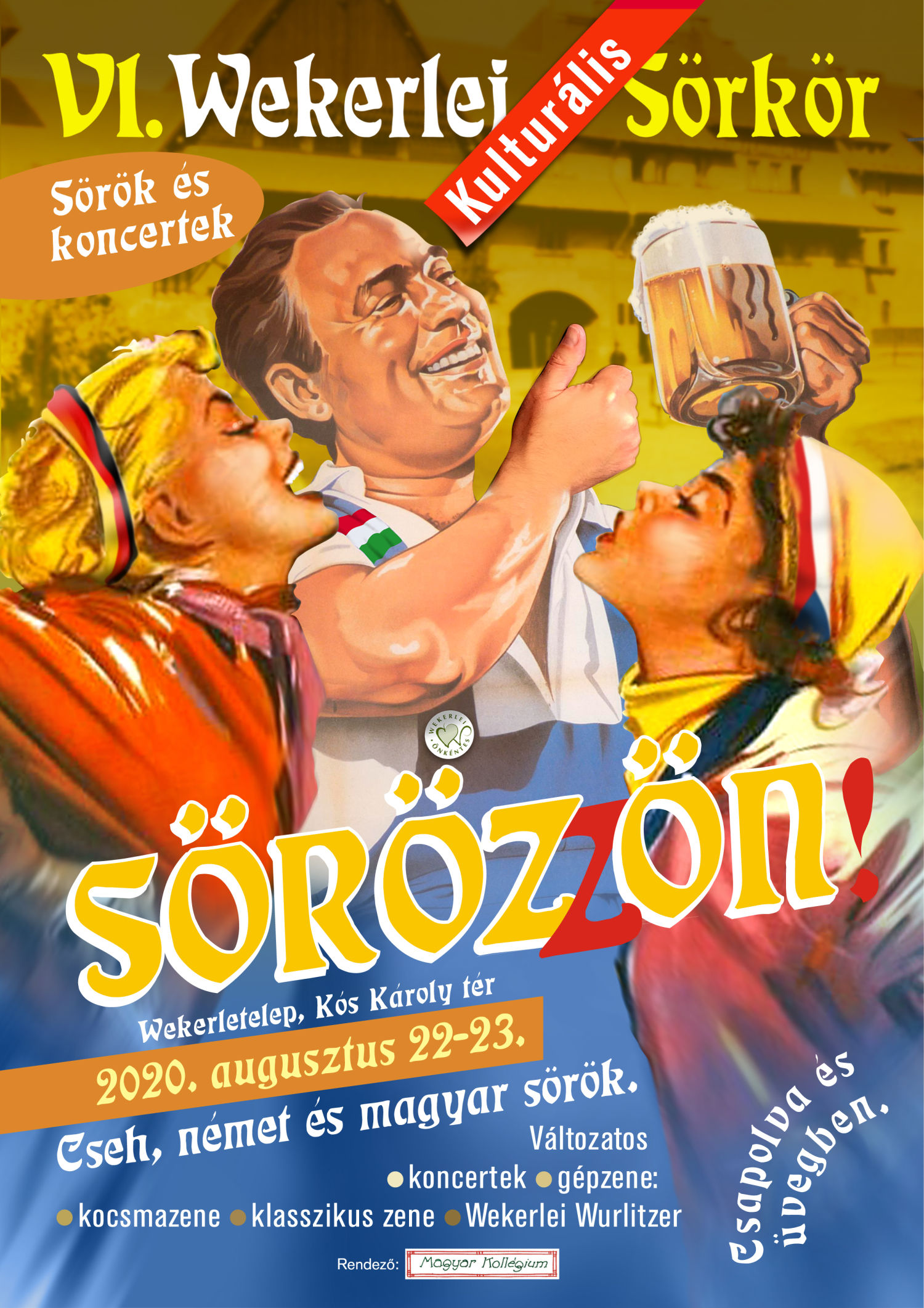 wekerlei-sorkor2020-plakat
