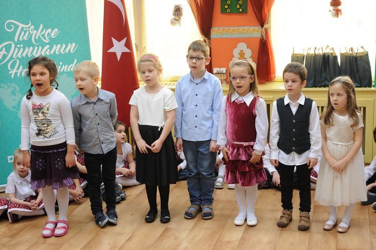A török kultúrával ismerkednek a Szivárvány ovisok
