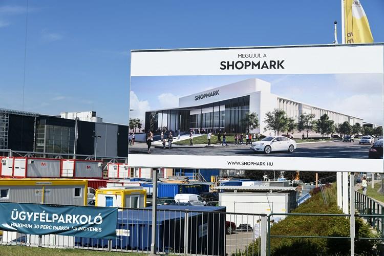 Őszre teljesen megújul a Shopmark