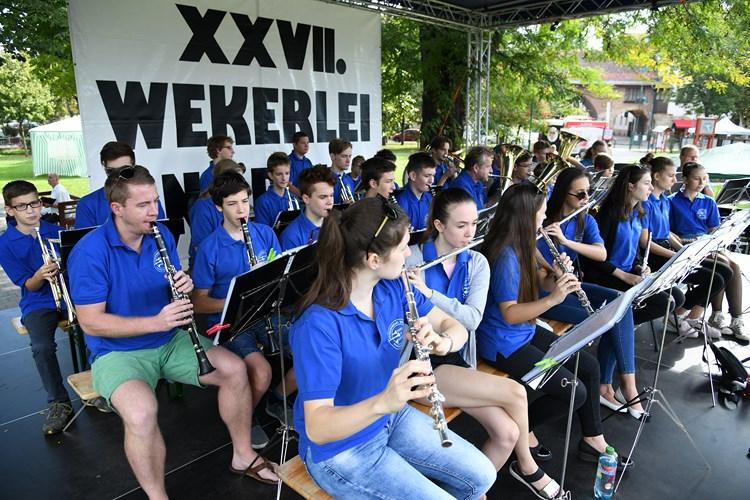 Őszi kulturális fesztivál a 110 éves Wekerletelepen